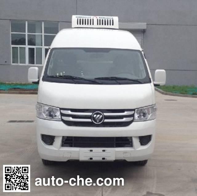 Foton BJ5039XLC-CC refrigerated truck