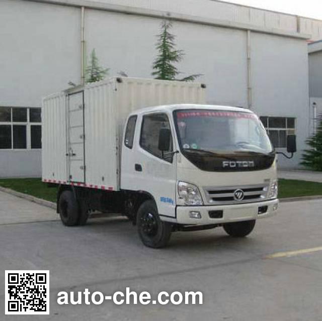 Foton BJ5039XXY-BC box van truck