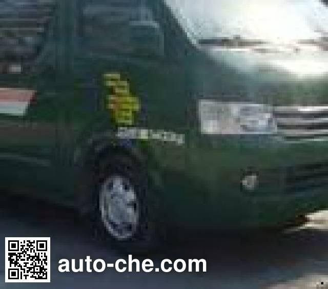 Foton BJ5039XYZ-A5 postal vehicle