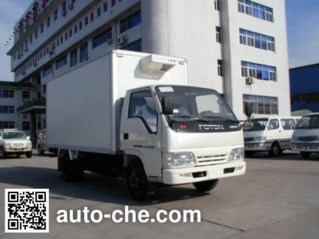 福田牌BJ5039Z4BW6冷藏车