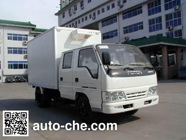 福田牌BJ5039Z4DW6冷藏车