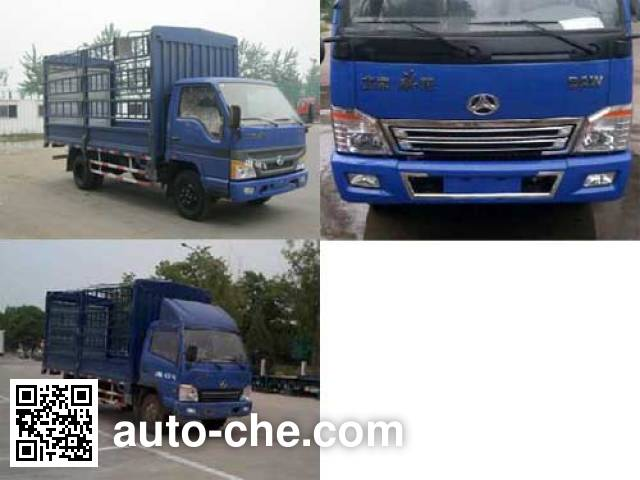 北京牌BJ5040CCY1A仓栅式运输车