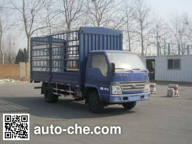 北京牌BJ5040CCY13仓栅式运输车
