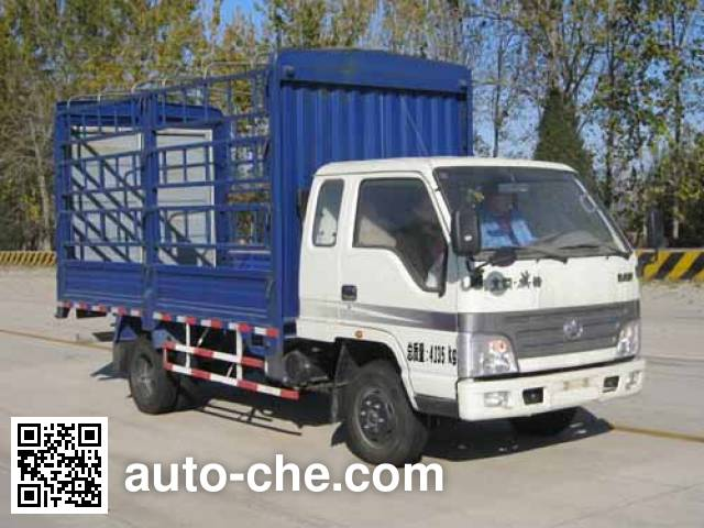 北京牌BJ5040CCY1B仓栅式运输车