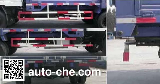 北京牌BJ5040CCY14仓栅式运输车
