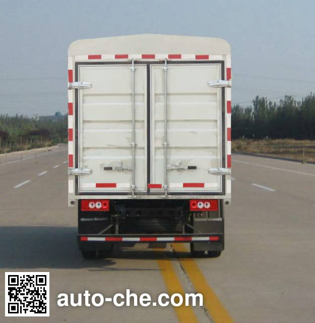 Foton BJ5041CCY-A1 stake truck