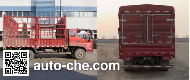 Foton BJ5041CCY-F1 stake truck