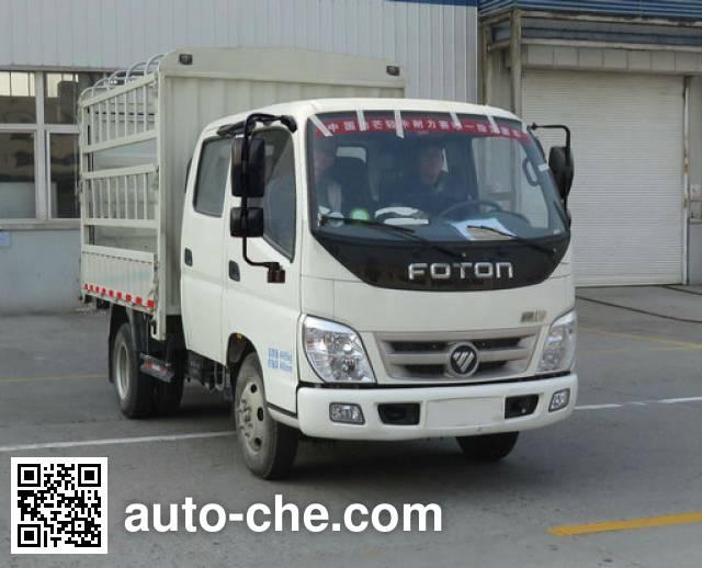 Foton BJ5041CCY-F2 stake truck