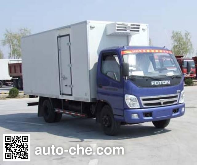 福田牌BJ5041V8BEA-KS1冷藏车