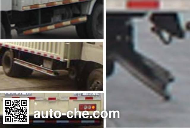 Foton BJ5043V8BEA-SB1 soft top box van truck
