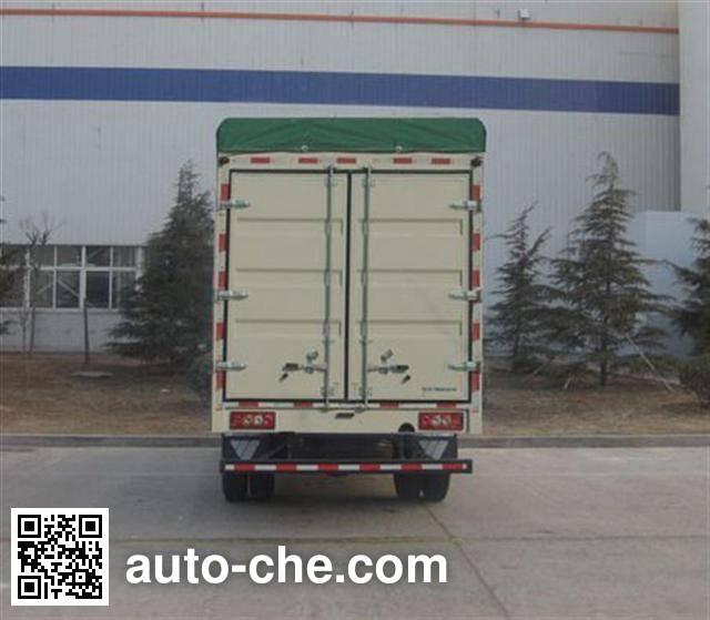 Foton BJ5041V8DEA-4 soft top box van truck