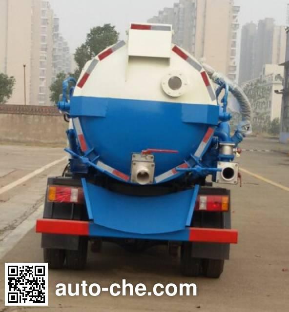 Foton BJ5042GXW-G1 sewage suction truck