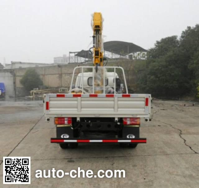 Foton BJ5042JSQ-G2 truck mounted loader crane