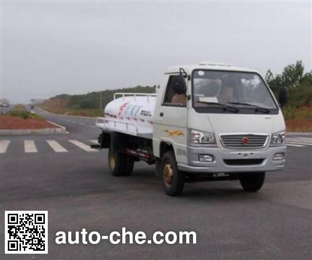 Foton BJ5042TZZBJ biogas digester sewage suction truck