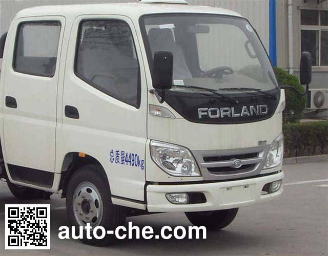 Foton BJ5042V9DB5-C soft top box van truck