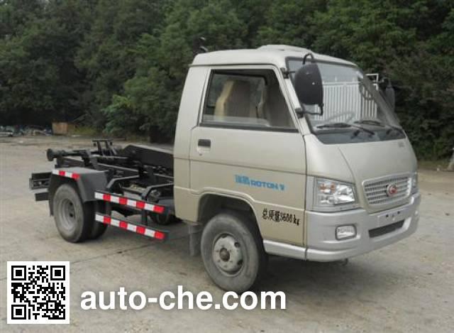 Foton BJ5042ZXX-G1 detachable body garbage truck