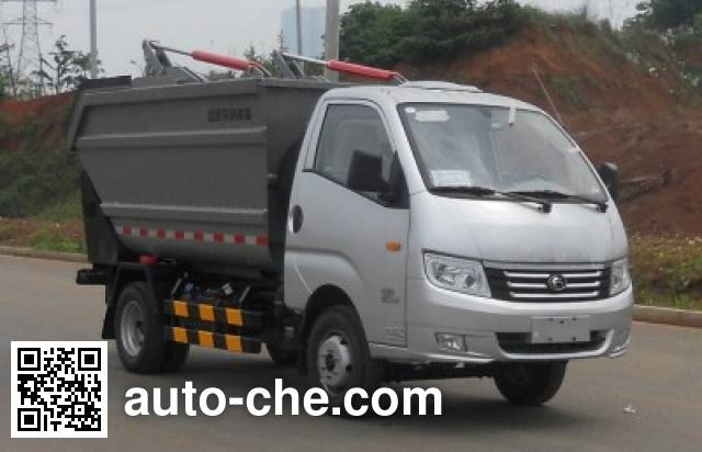 Foton BJ5042ZZZE5-H2 self-loading garbage truck
