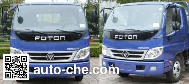 Foton BJ5043XXY-AD box van truck