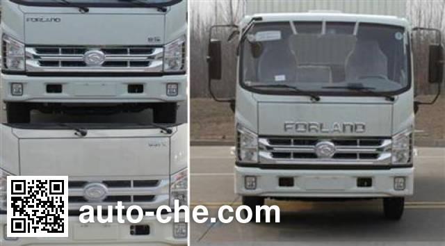 Foton BJ5043CCY-B2 stake truck