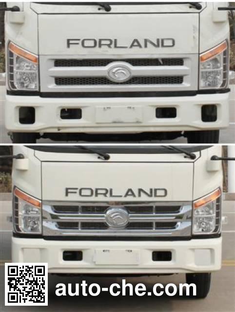 Foton BJ5043CCY-C1 stake truck