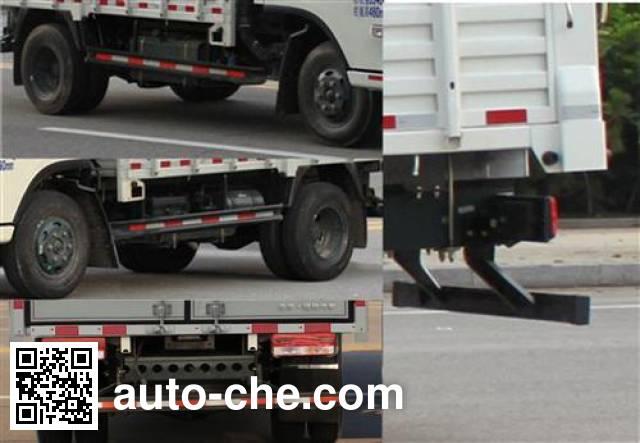 Foton BJ5043CCY-K1 stake truck