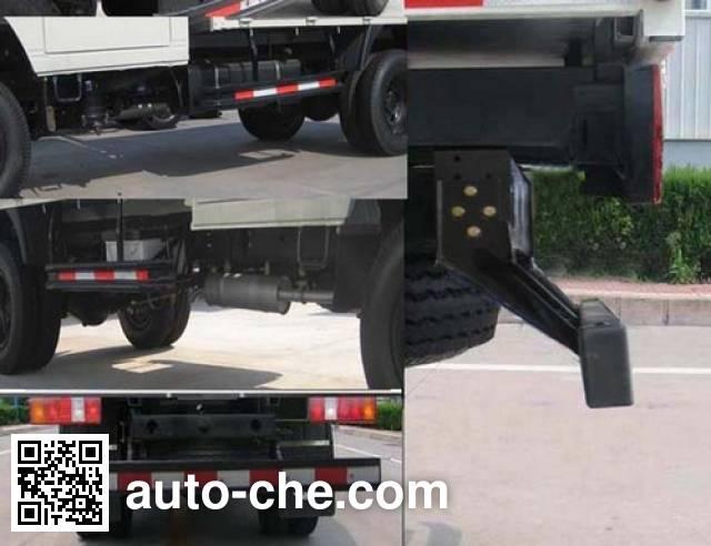 Foton BJ5046CCY-AE грузовик с решетчатым тент-каркасом