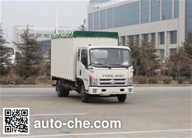 Foton BJ5043CPY-A2 soft top box van truck