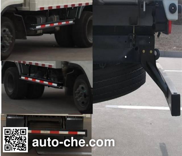 Foton BJ5043CPY-B2 soft top box van truck