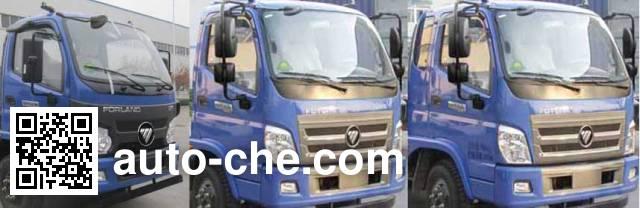 福田牌BJ3086DEPDA-1自卸汽车