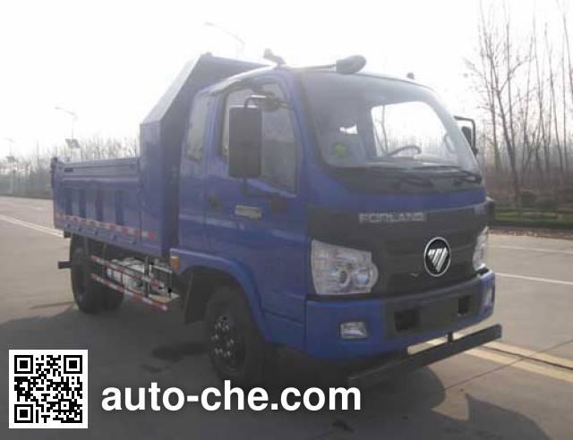 Foton BJ5043JSQ-FA truck mounted loader crane