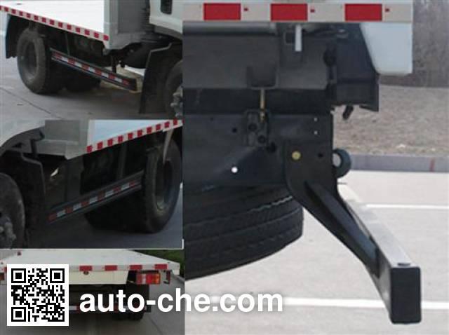 Foton BJ5043TPB-P1 flatbed truck