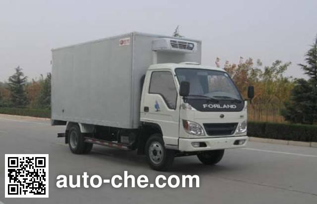 福田牌BJ5043V7BEA-S2冷藏车