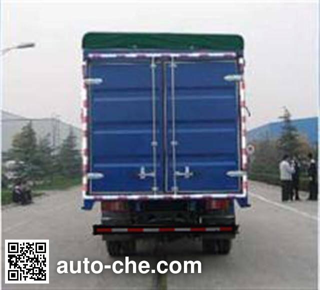 Foton BJ5043V8CFA-S3 soft top box van truck