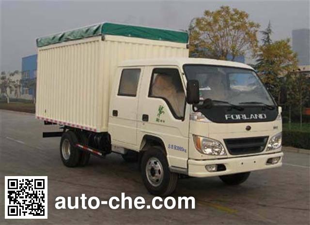 Foton BJ5043V8DEA-S4 soft top box van truck