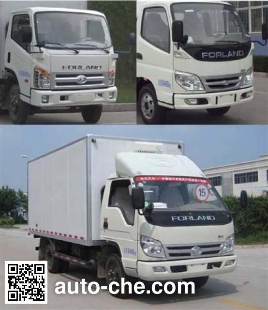 福田牌BJ5043XLC-L1冷藏车