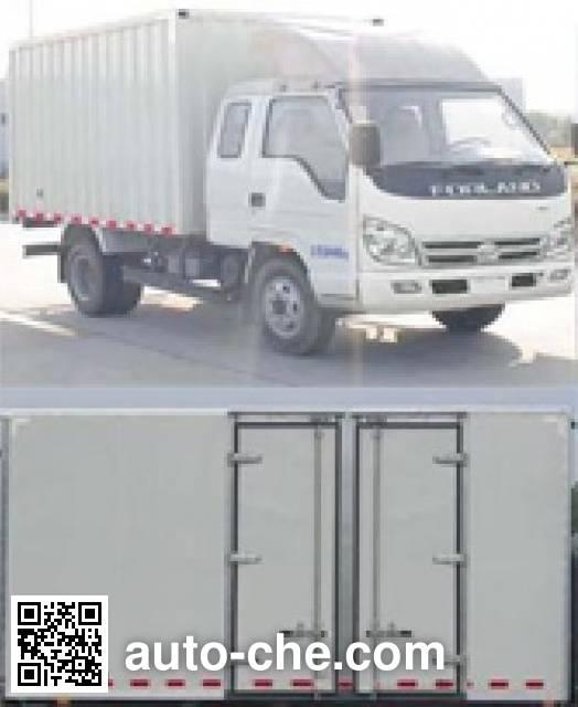 Foton BJ5076XXY-AF box van truck