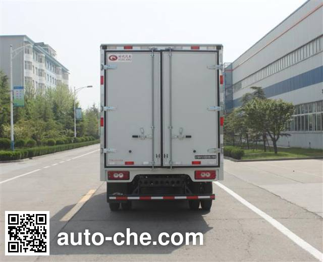 Foton BJ5043XXYEV1 electric cargo van