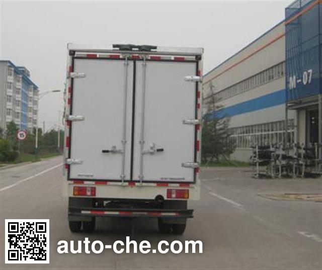 Foton BJ5043XYK-Y1 wing van truck