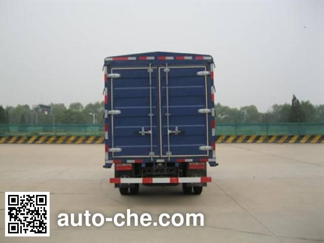北京牌BJ5044CCY1C仓栅式运输车