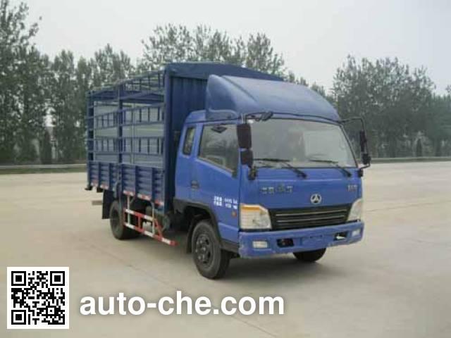 北京牌BJ5044CCY1B仓栅式运输车