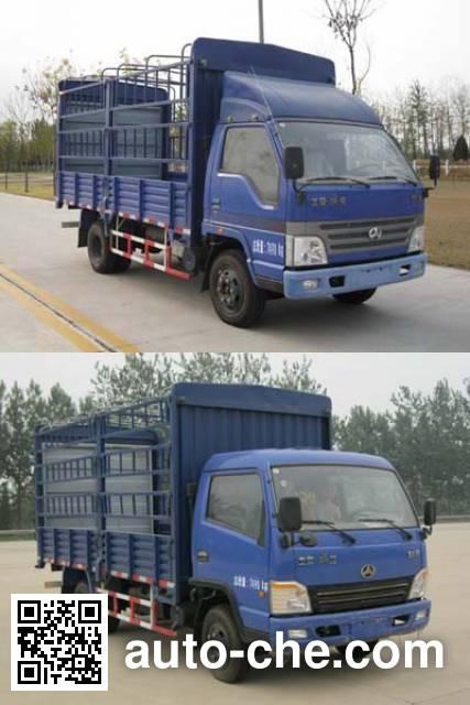 北京牌BJ5074CCY13仓栅式运输车