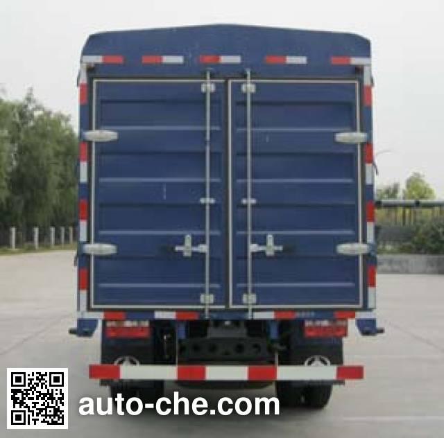 北京牌BJ5044CCY1N仓栅式运输车