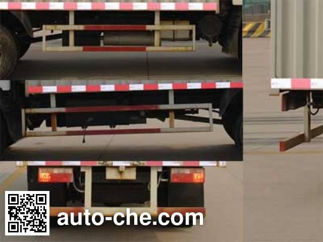 BAIC BAW BJ5044CPY1G soft top box van truck