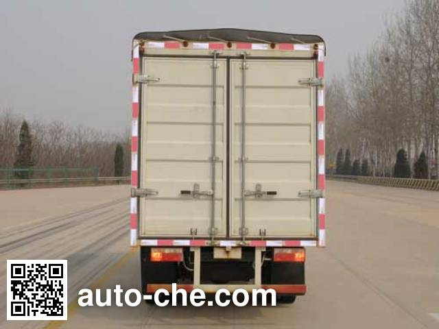 BAIC BAW BJ5040CPY1D soft top box van truck