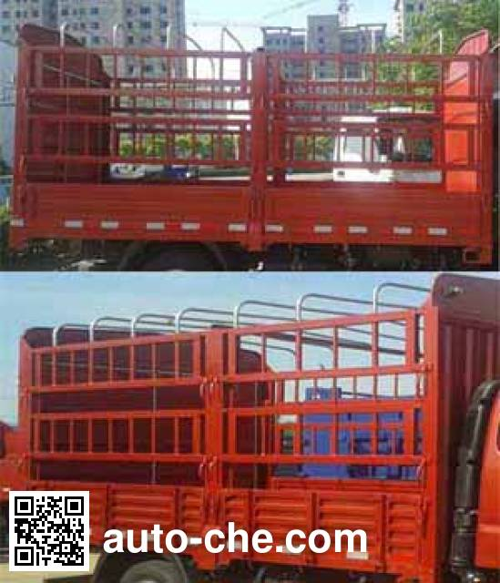 Foton BJ5045CCY-4 stake truck