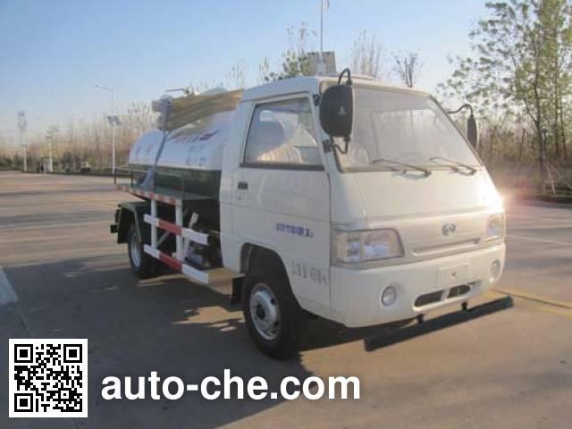 Foton BJ5045GXW-3 sewage suction truck