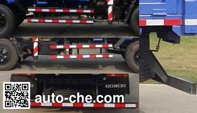 Foton BJ5045JSQ-3 truck mounted loader crane