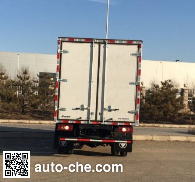 Foton BJ5045XXY-F1 box van truck