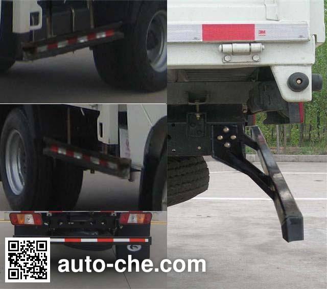 Foton BJ5046CCY-B1 stake truck