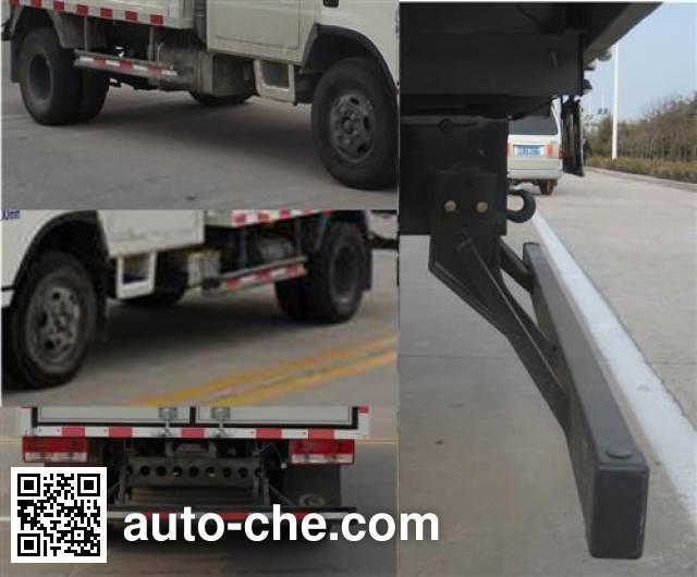 Foton BJ5046CCY-H9 stake truck